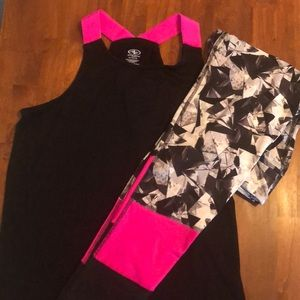 Other - Girls Activewear Set